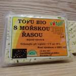 Bio Tofu s mořskou řasou