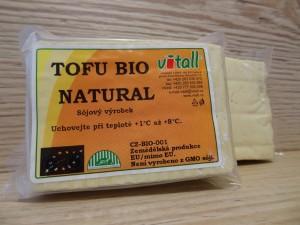 Bio Tofu natural
