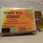 Bio Tofu uzené
