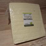 Tofu natural gastro