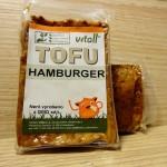Tofu hamburger