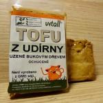 Tofu z udírny